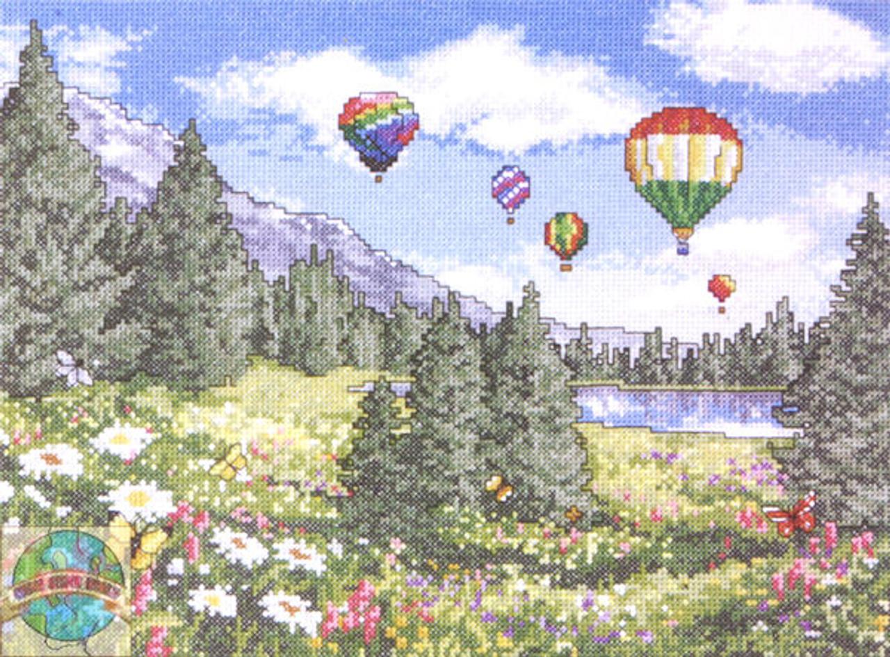 Design Works - Balloon Sky