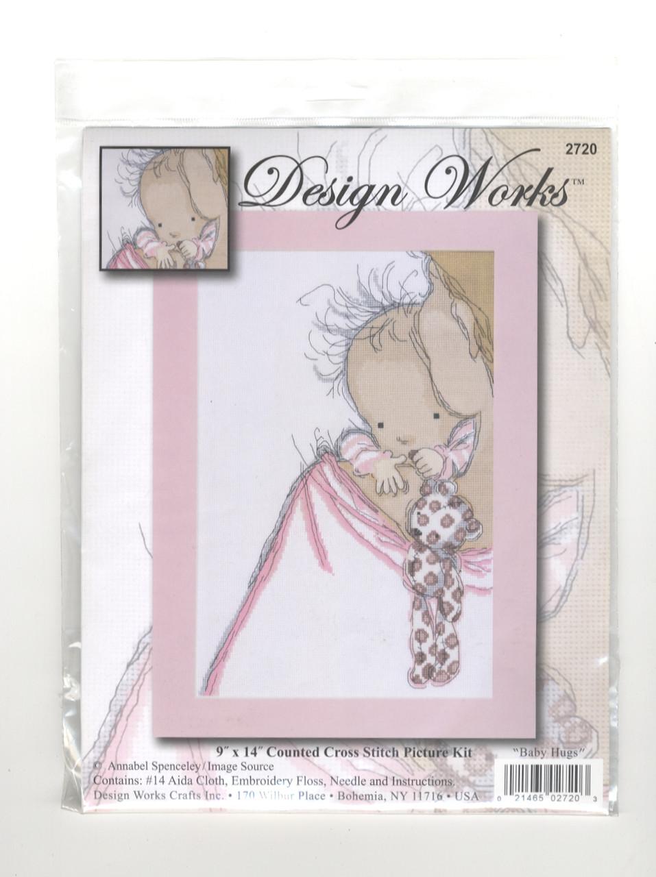 Design Works - Baby Hugs