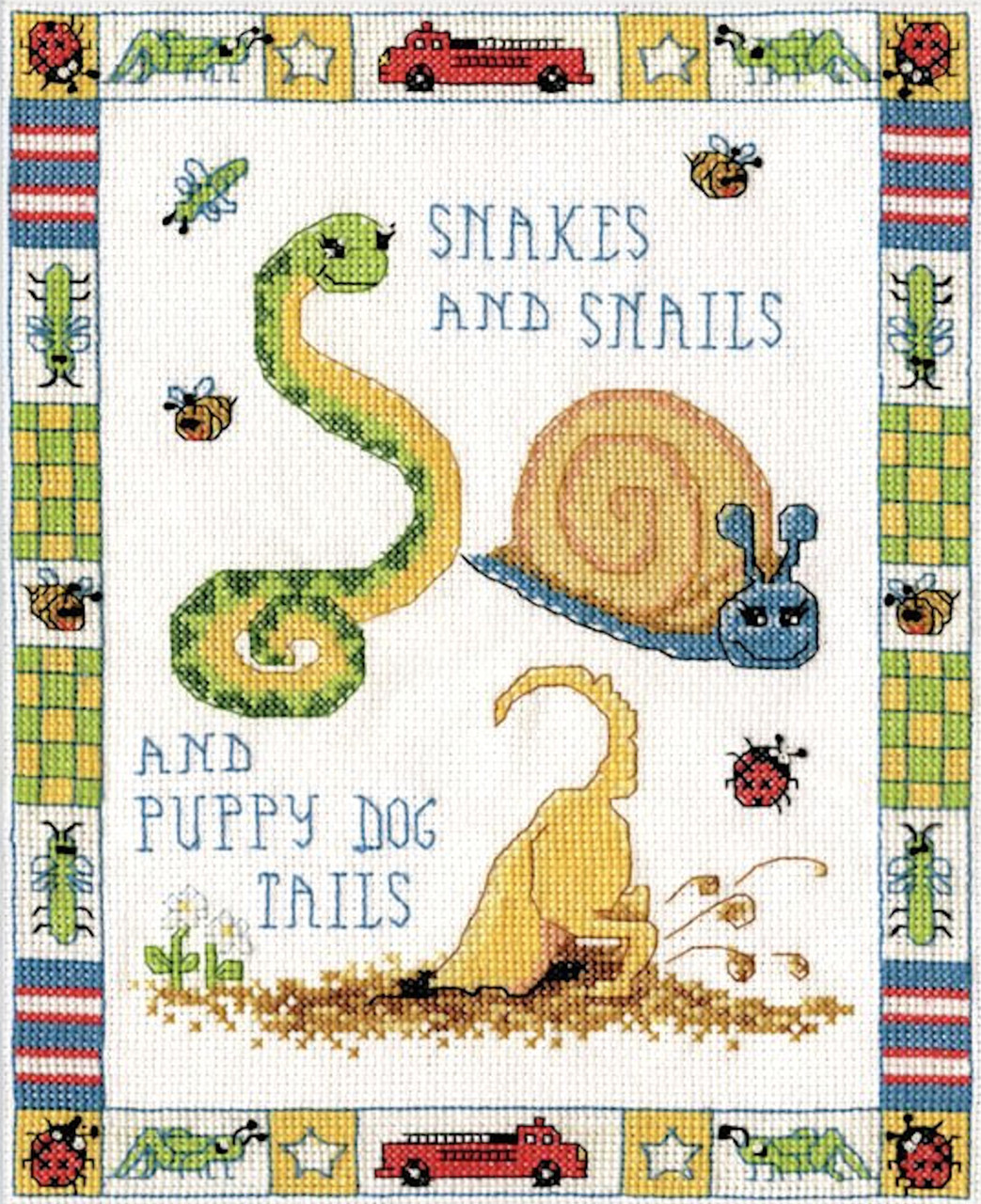 Design Works - Snakes and Snails
