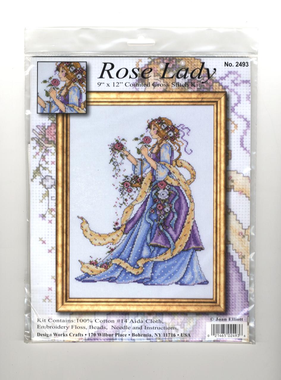 Design Works - Rose Lady