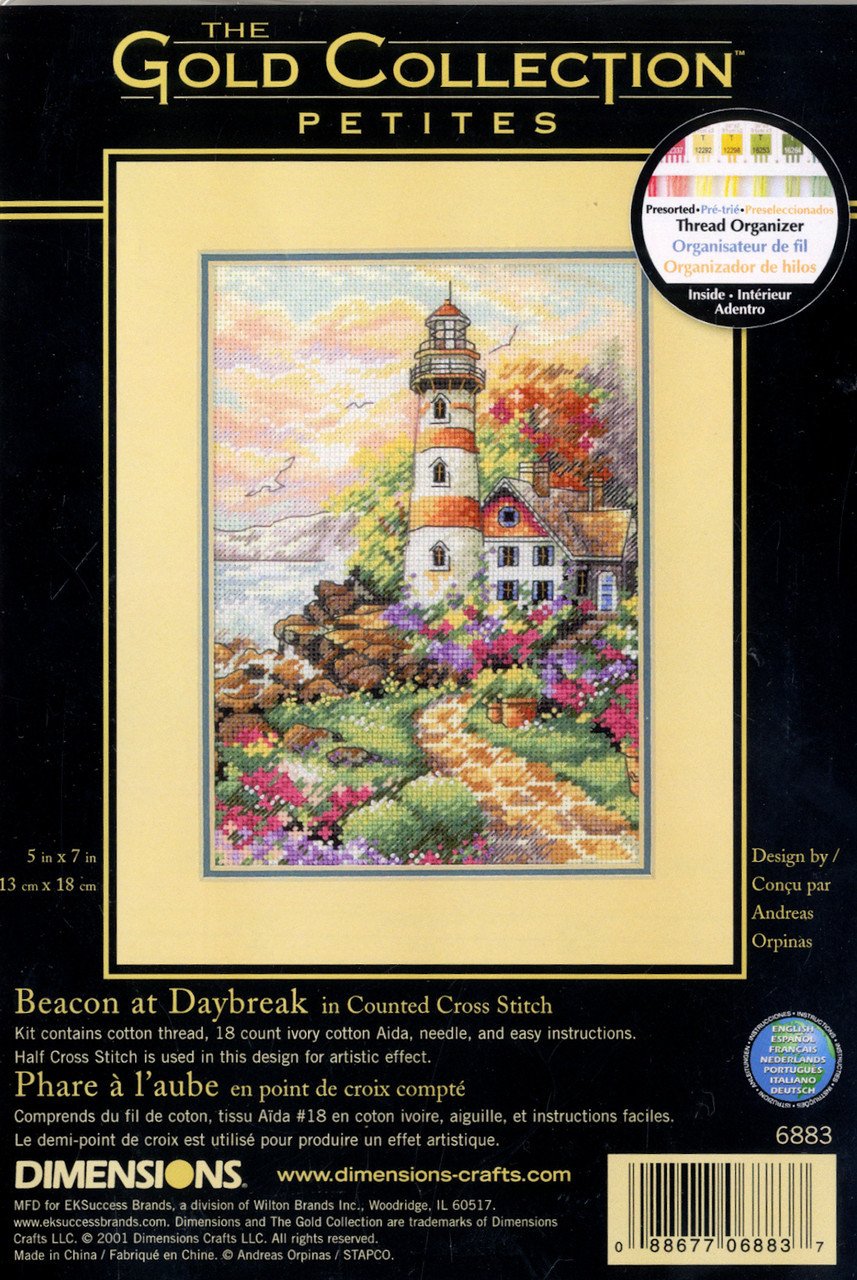 Gold Collection Petites - Beacon at Daybreak
