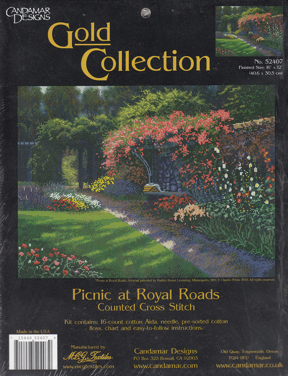 Gold Collection - Picnic At Royal Roads