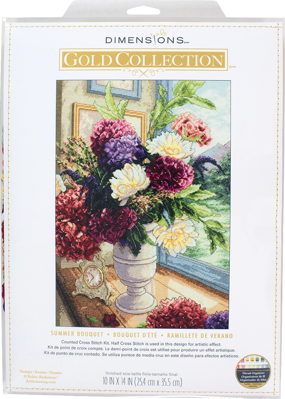 Gold Collection - Summer Bouquet
