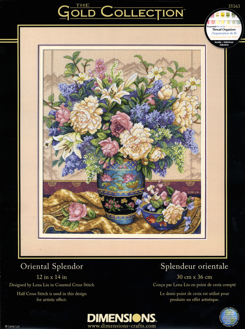 Gold Collection - Oriental Splendor