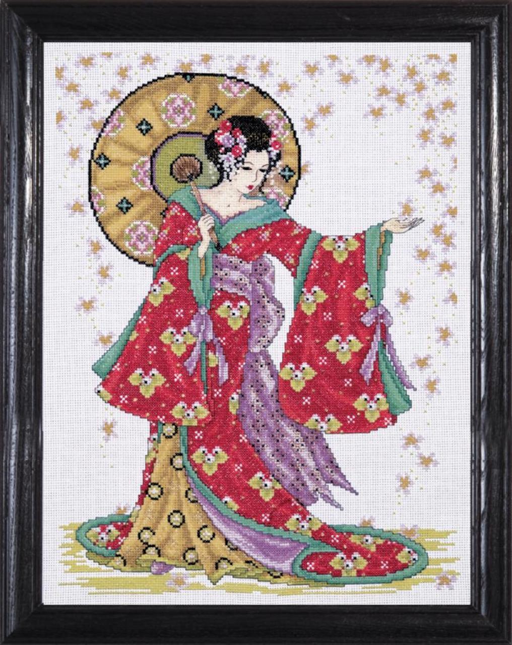 Design Works - Red Geisha