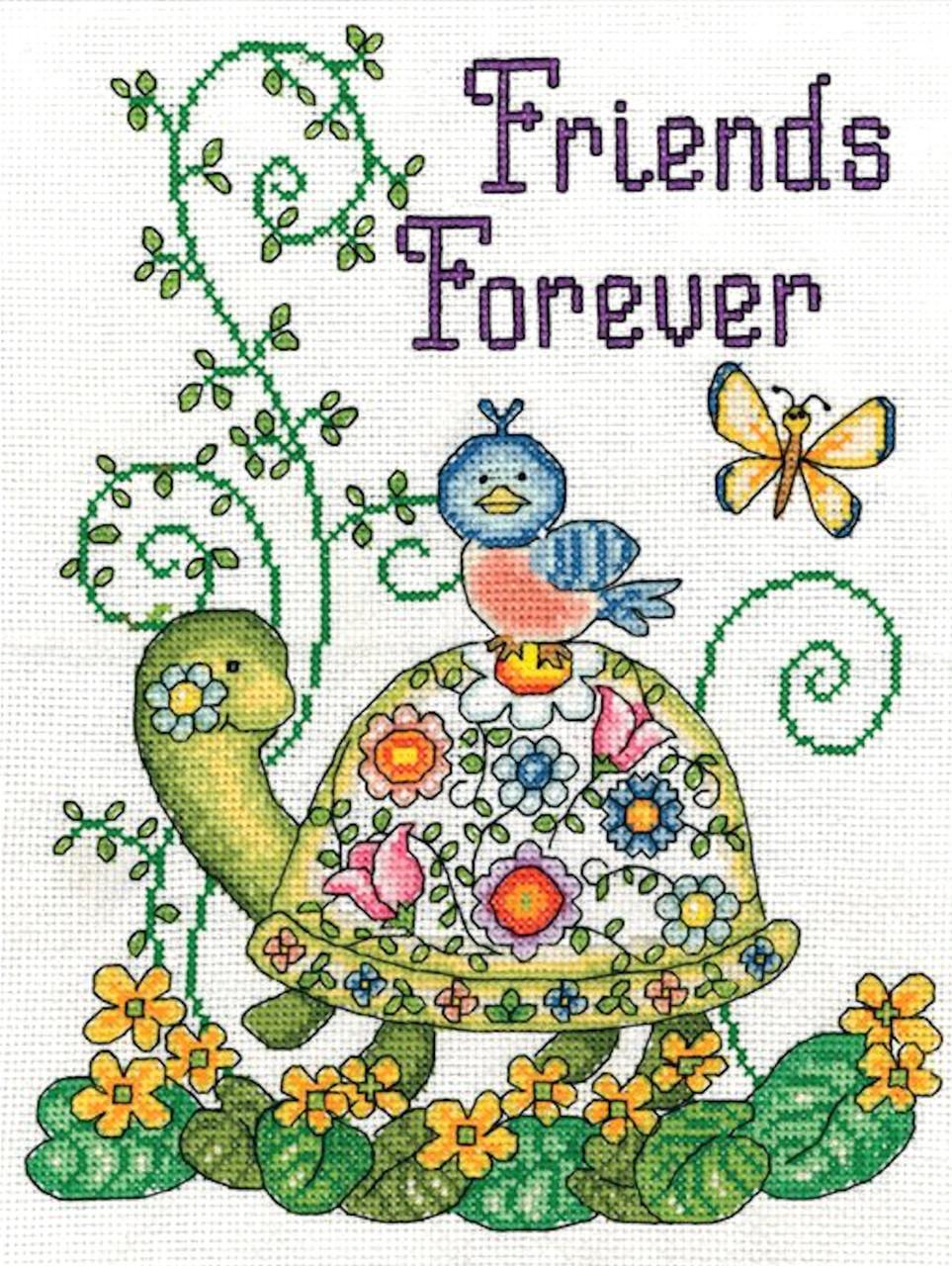 Design Works - Friends Forever