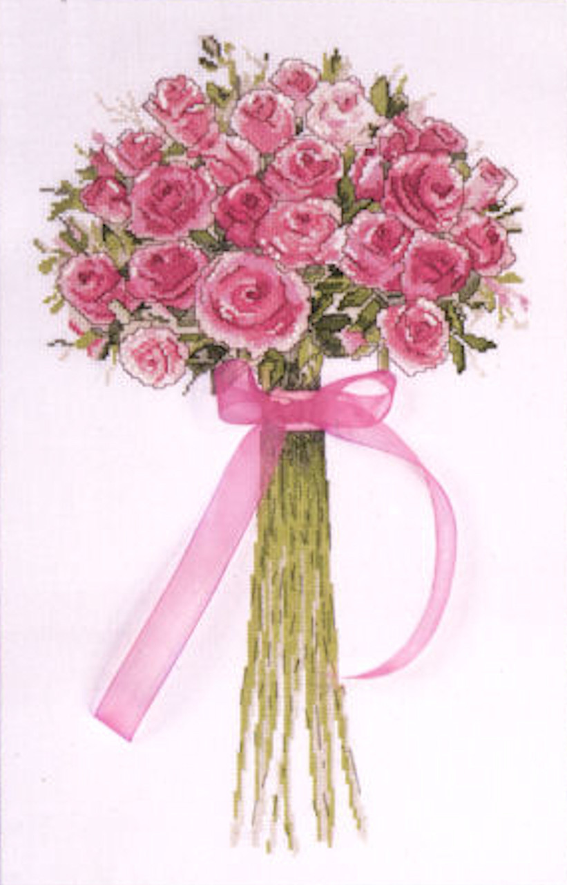 Design Works - Rose Bouquet