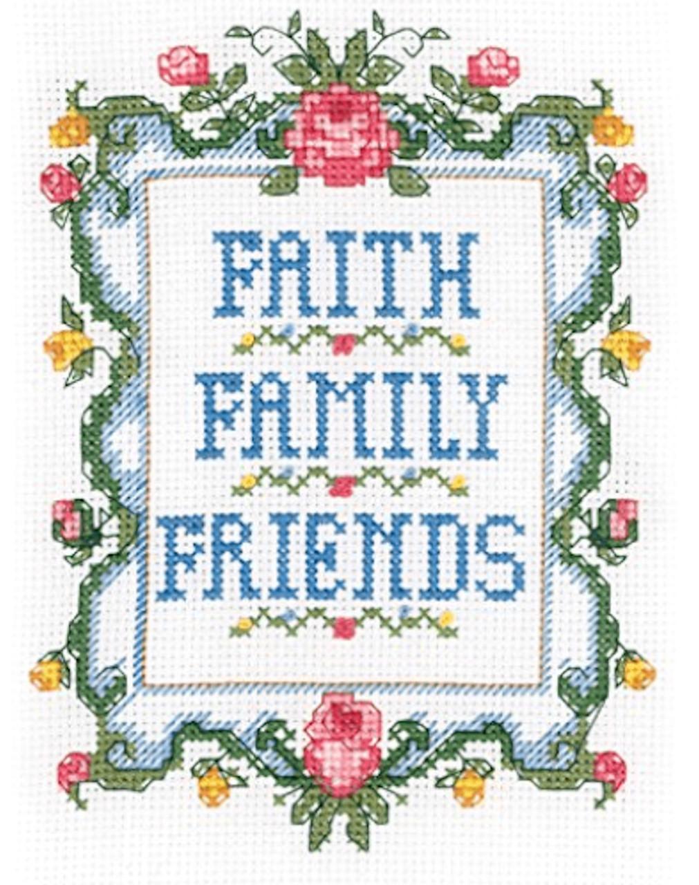Candamar - Faith, Family and Friends