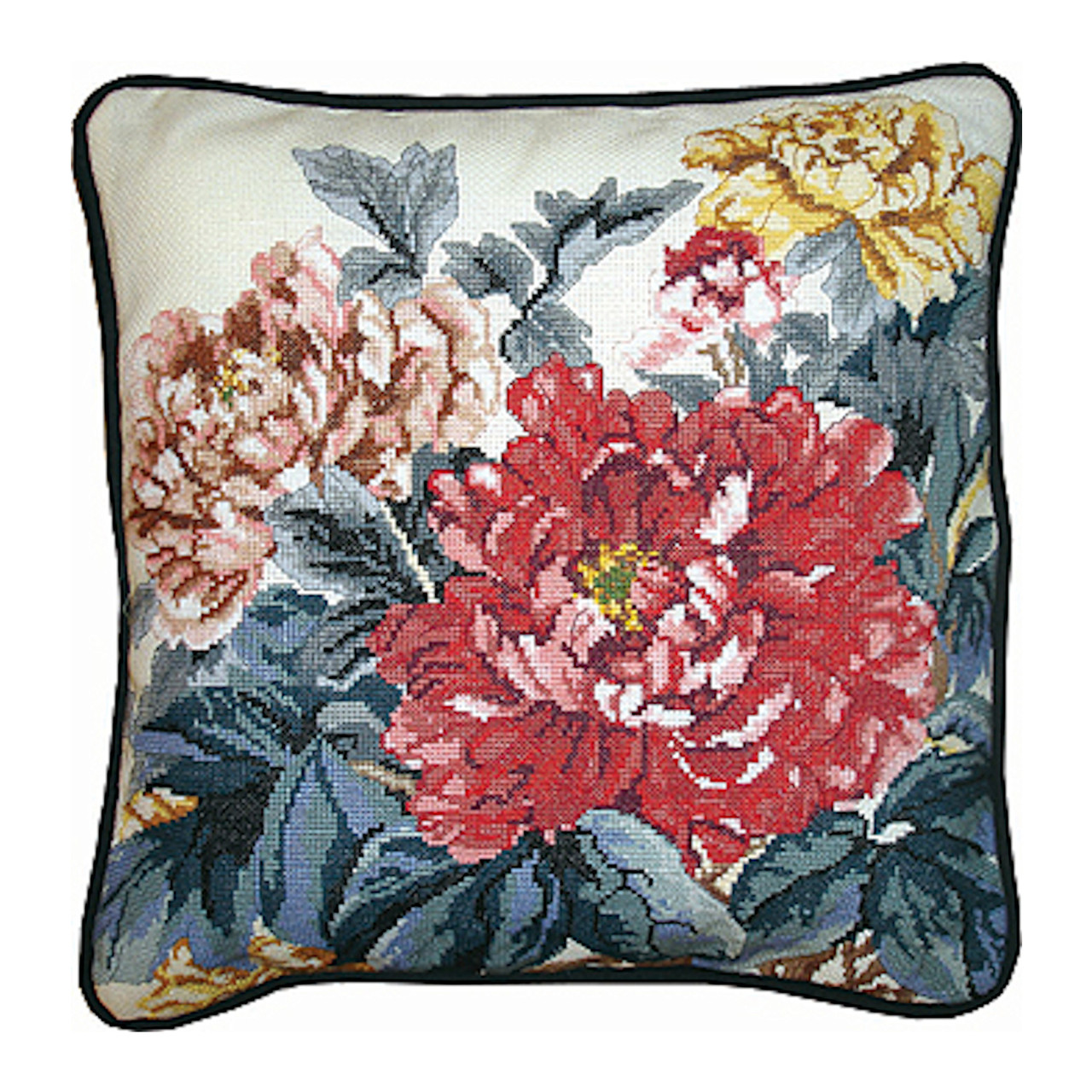 Candamar - Oriental Mystery Pillow or Picture