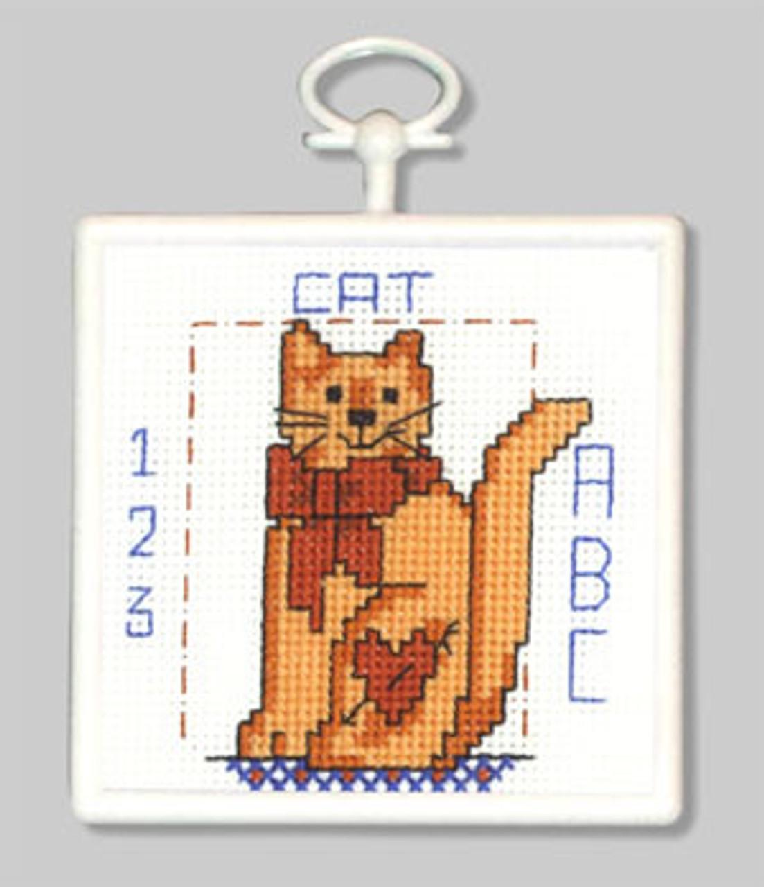 Candamar Mini - 1-2-3 Cat