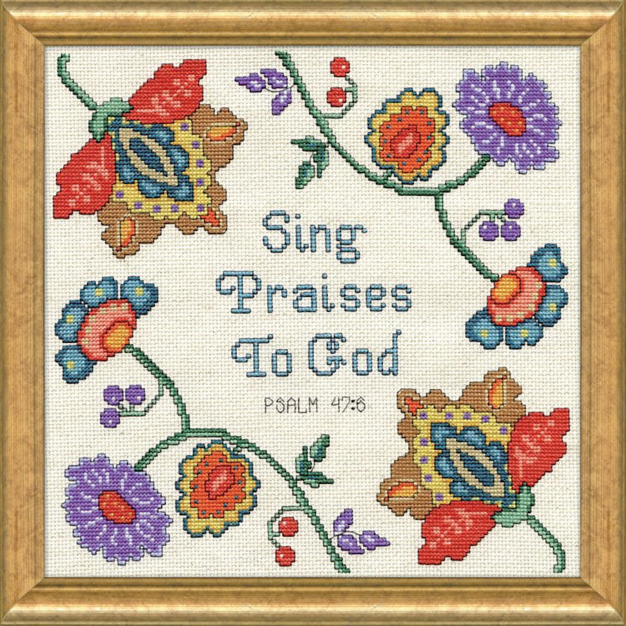 Design Works - Sing Praises