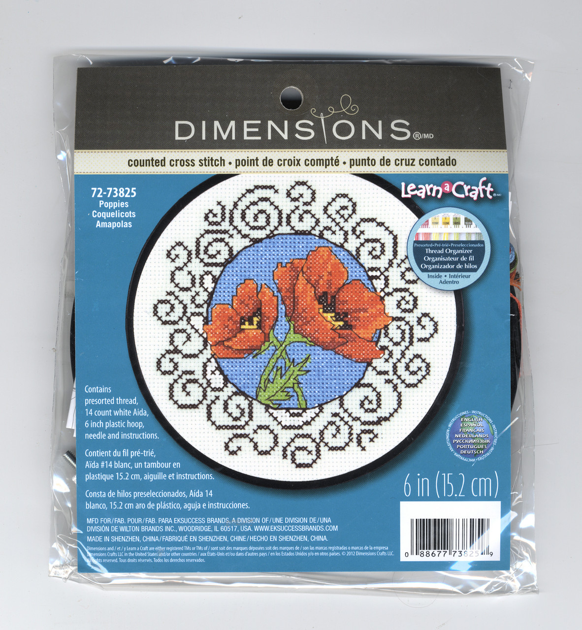 Dimensions Learn a Craft - Poppies
