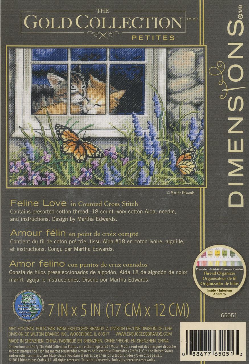 Gold Collection Petites - Feline Love