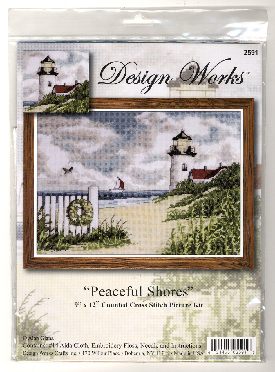Design Works - Peaceful Shores