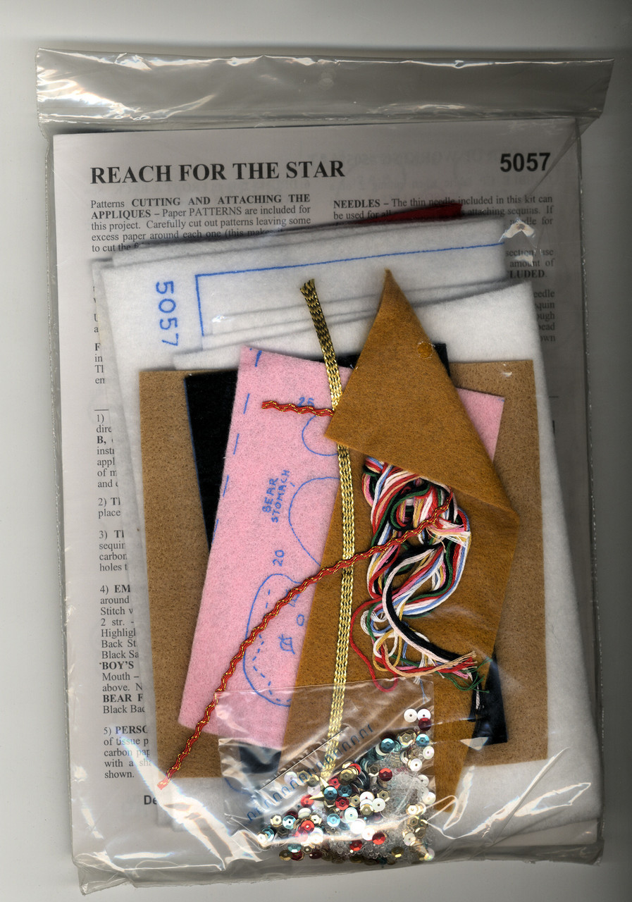 Design Works - Reach For The Star Stocking