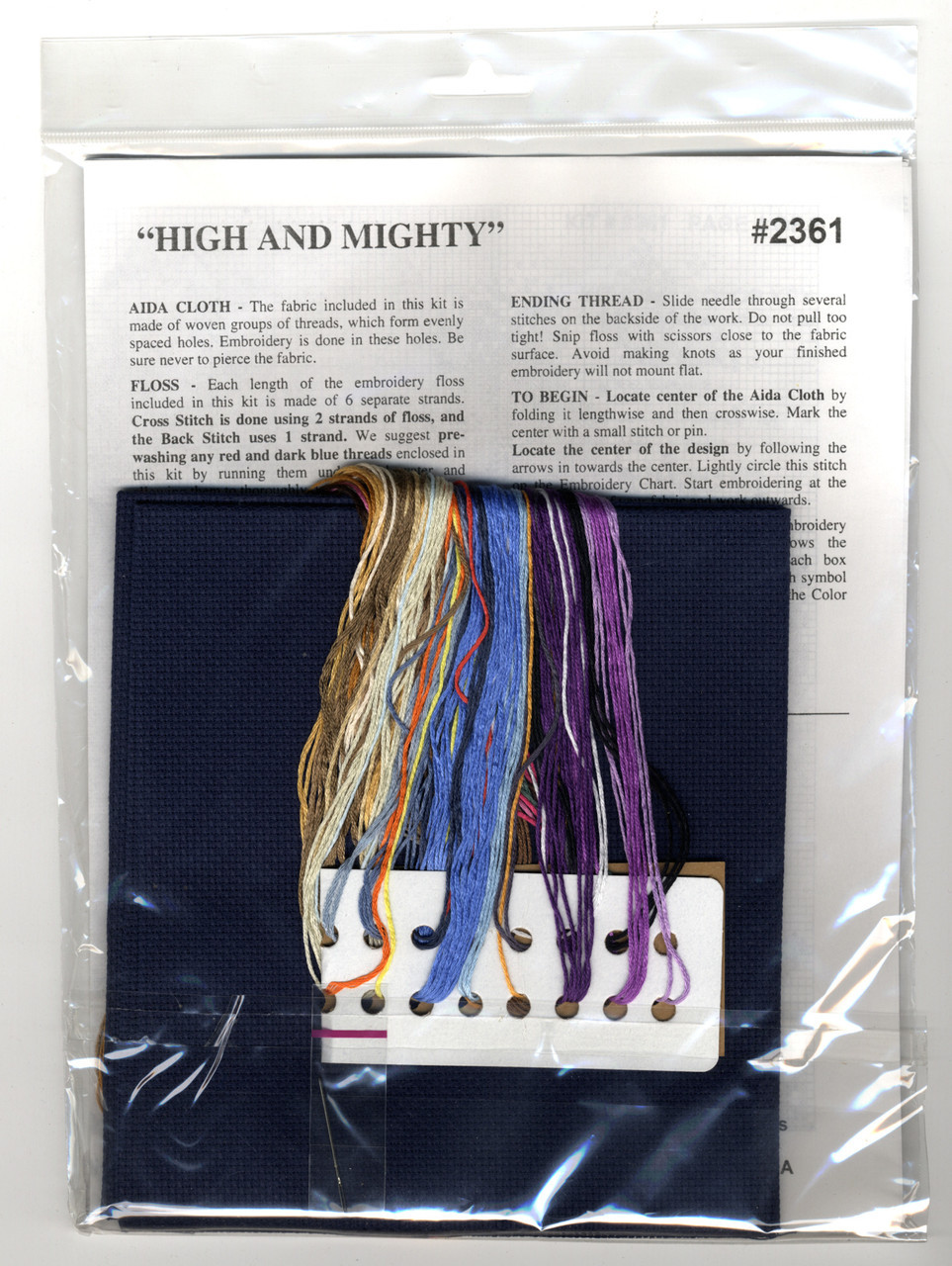 Design Works - High and Mighty
