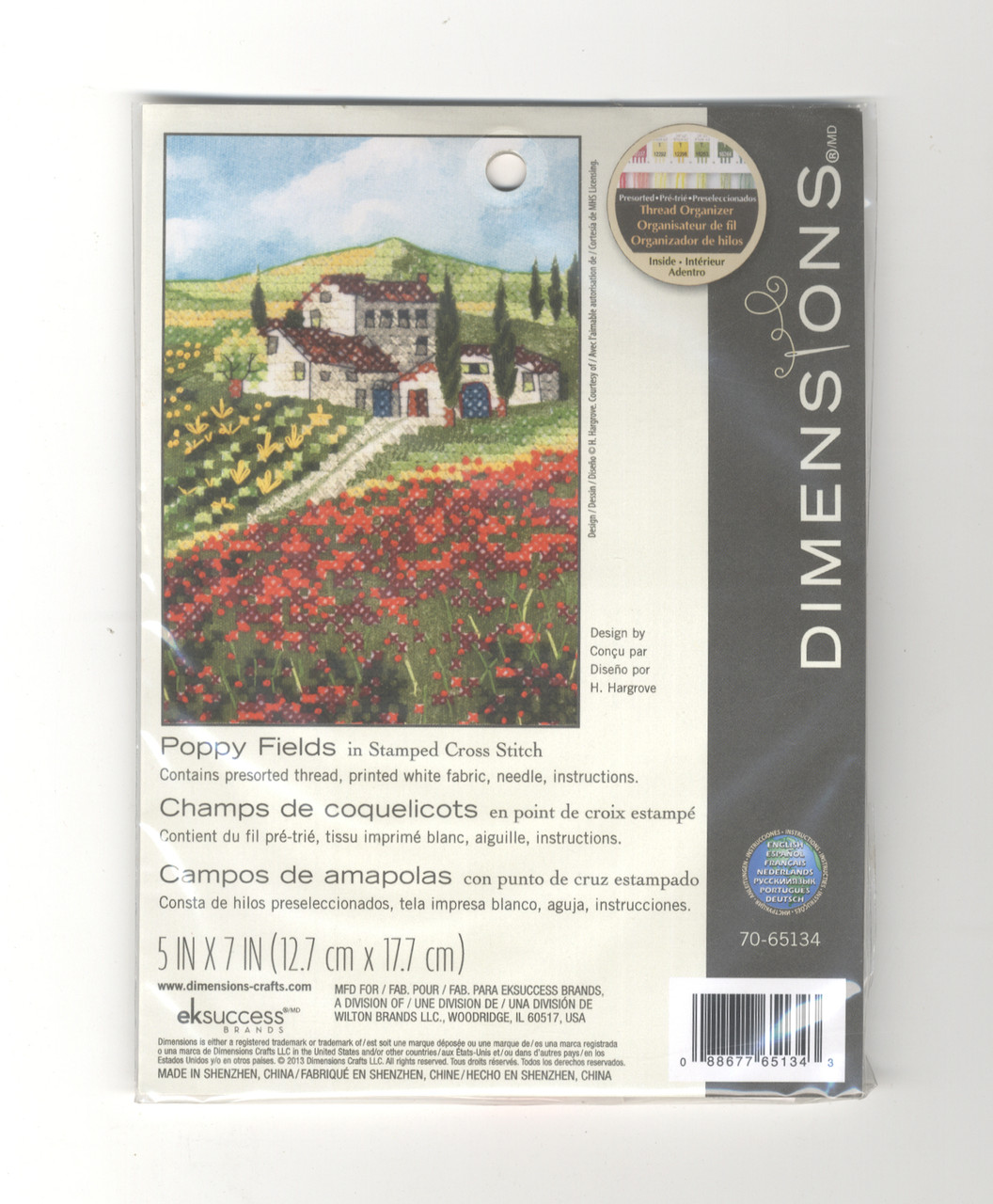 Dimensions Minis - Poppy Fields