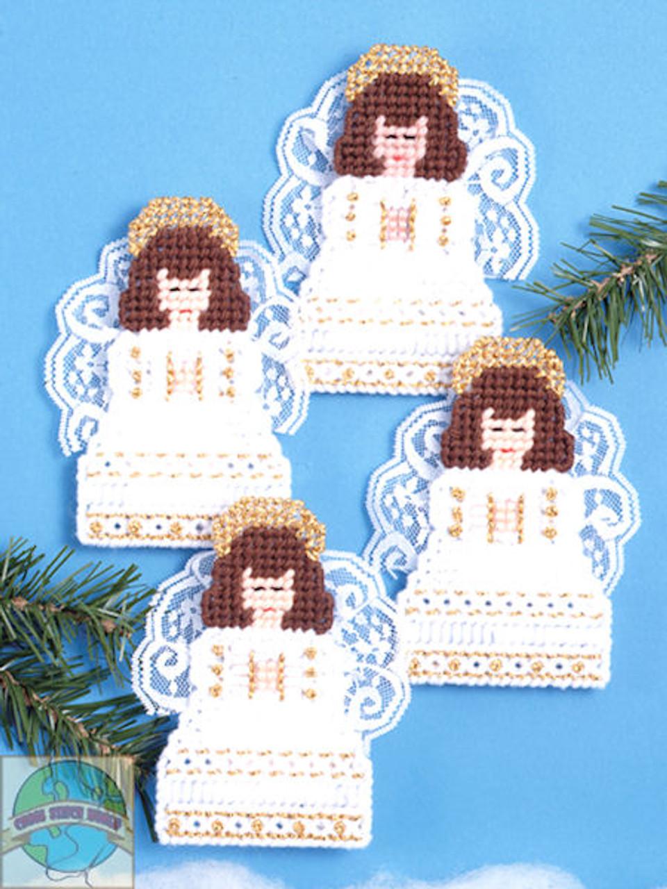Design Works - Angels Ornaments (4)