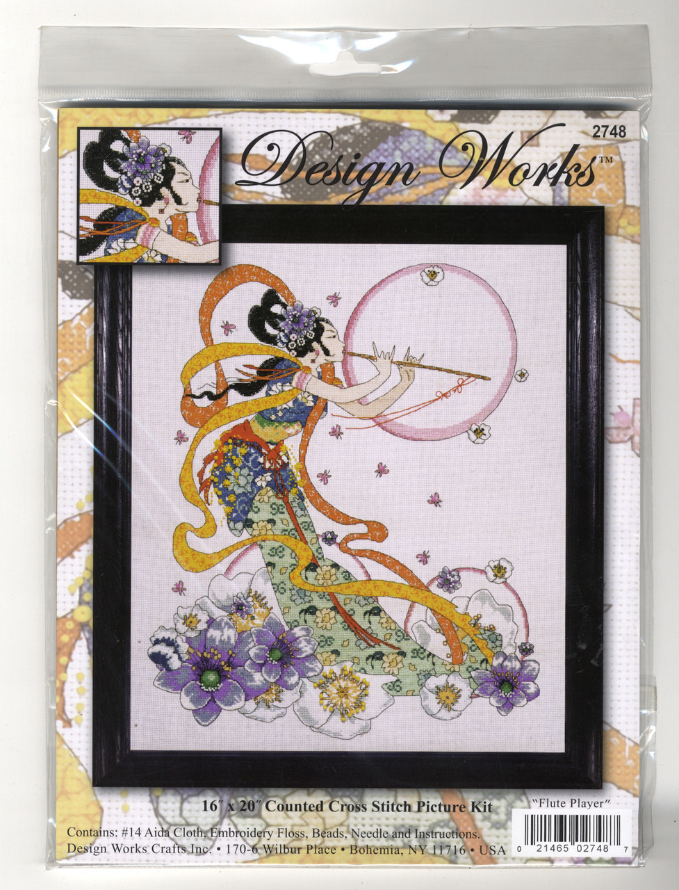 Design Works - Flute Player