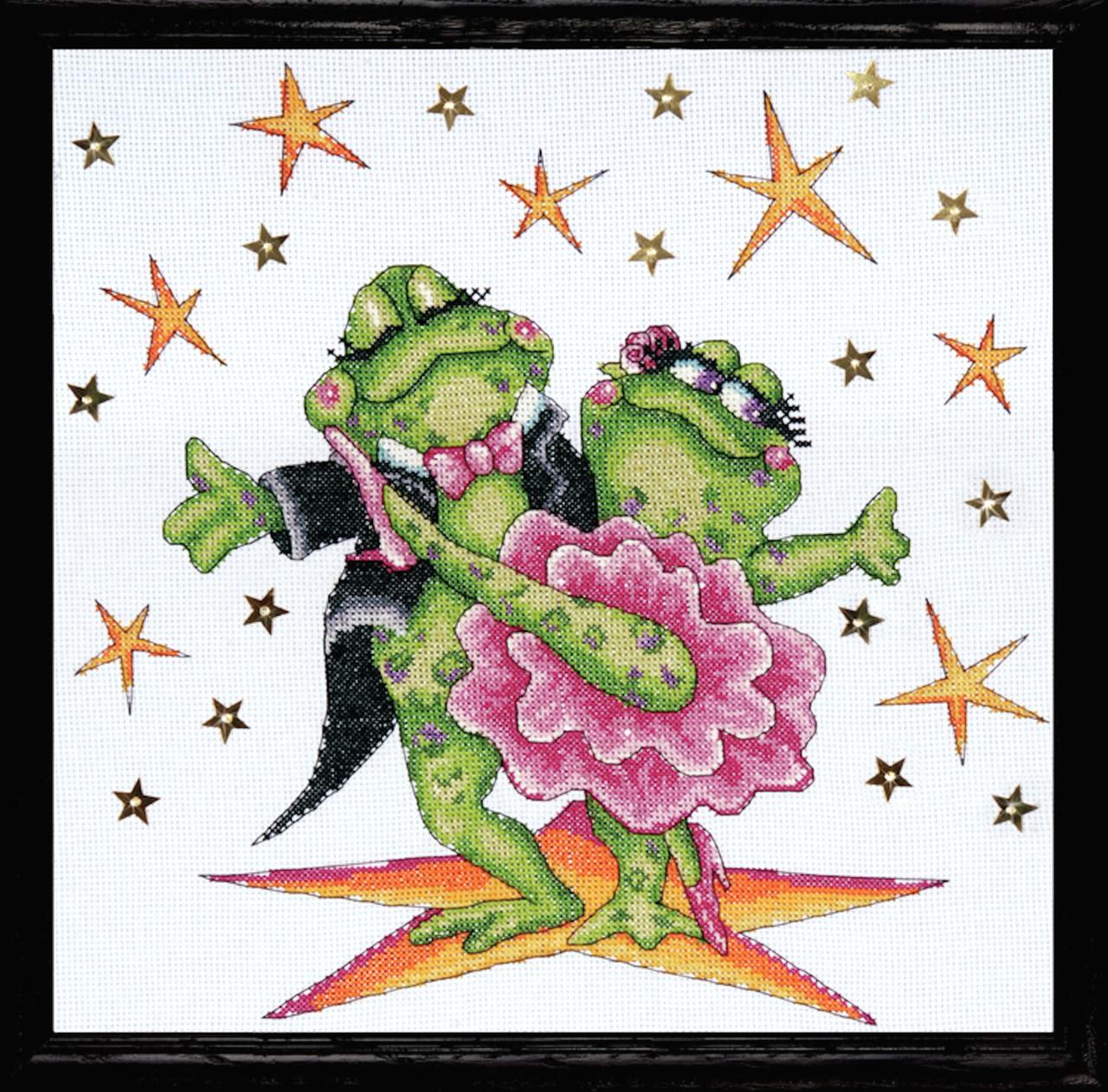 Design Works - Dancing Frogs