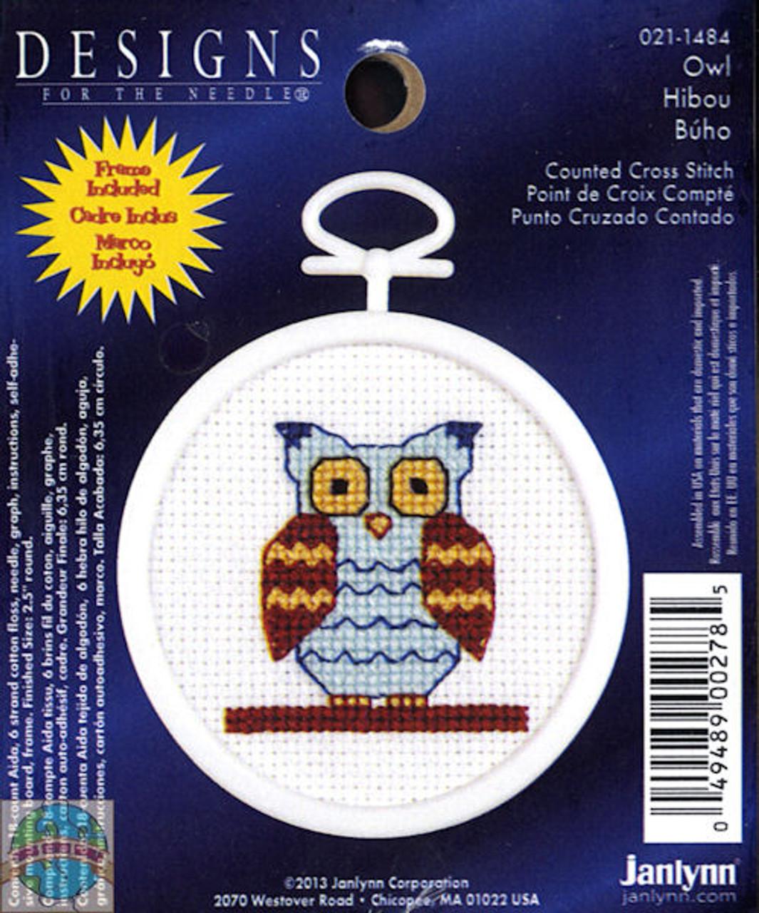 Janlynn Minis - Owl