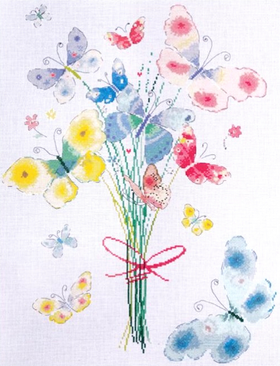 Design Works - Butterfly Bunch
