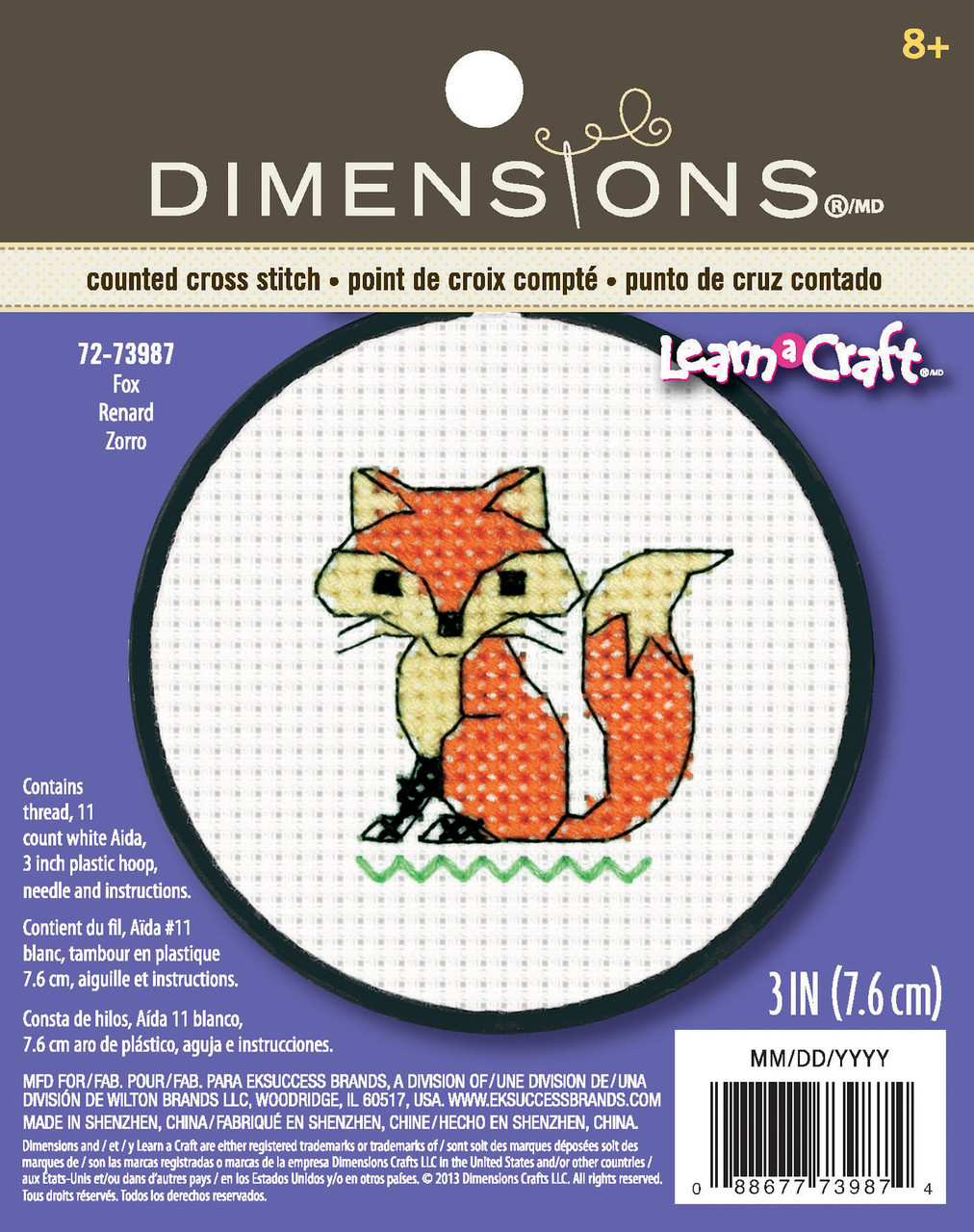 Learn a Craft for Kids - Fox
