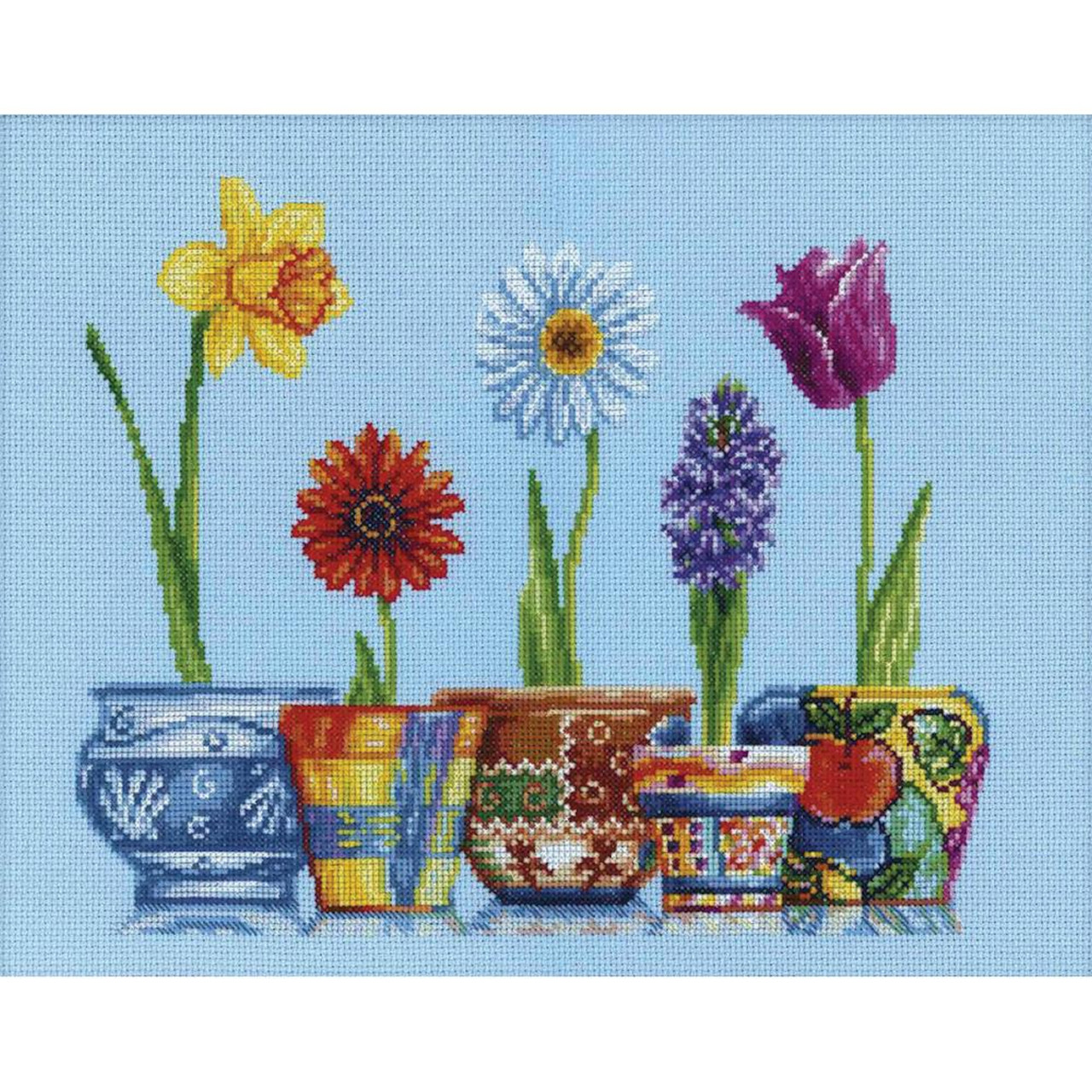 RTO - Flowerpots