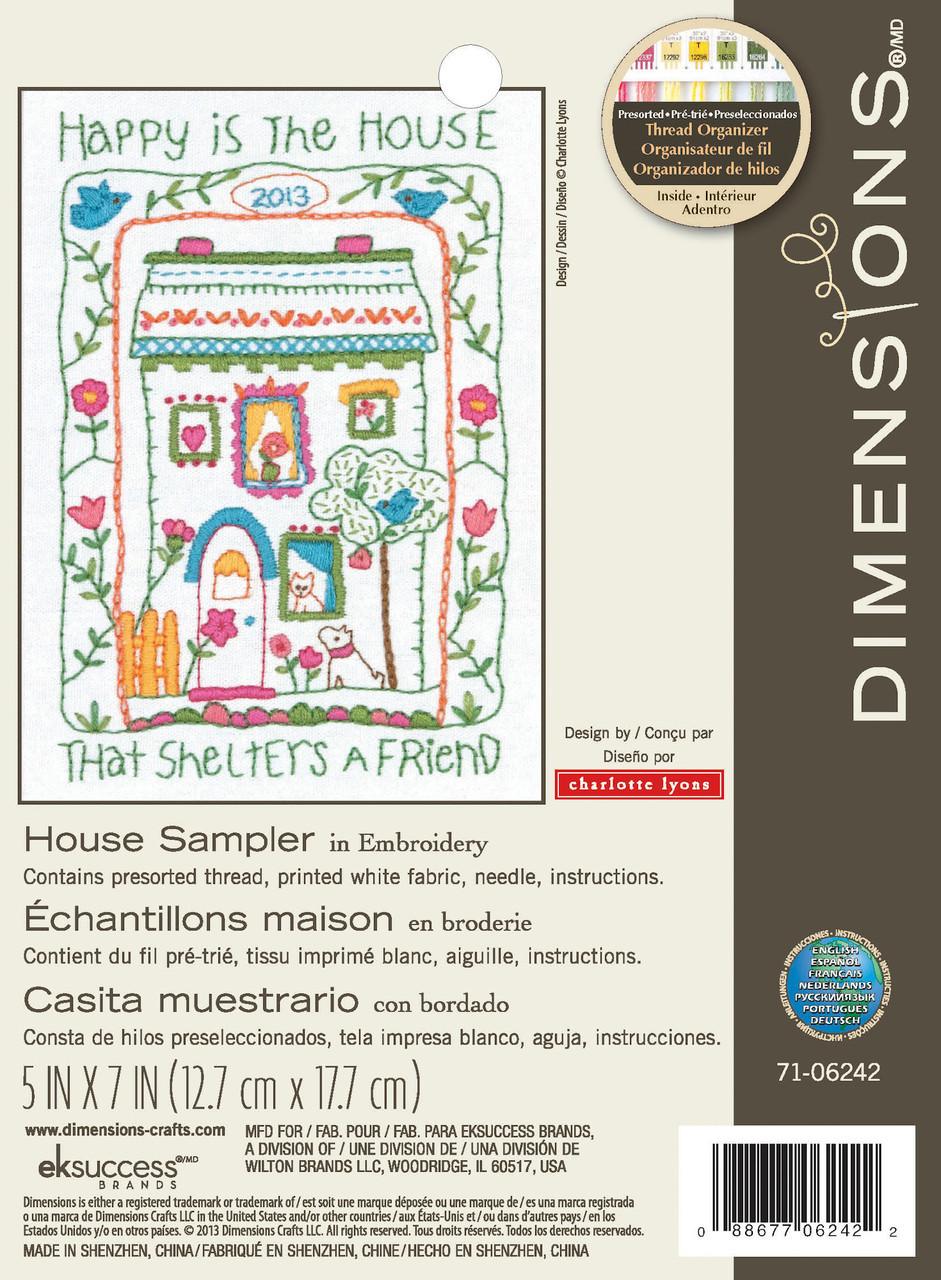 Dimensions Minis - House Sampler
