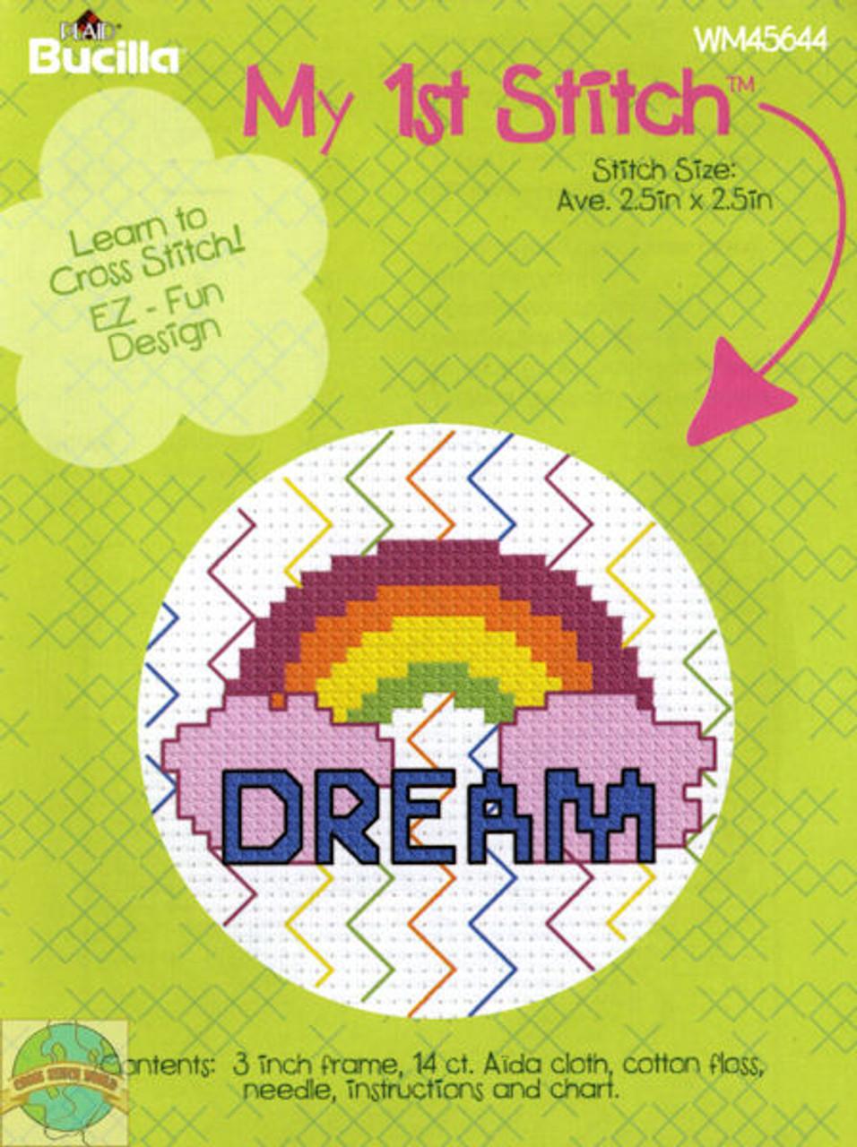 My 1st Stitch - Dream Rainbow