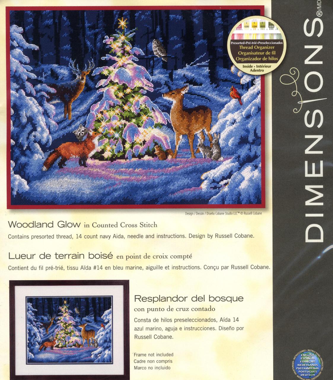 Dimensions - Woodland Glow