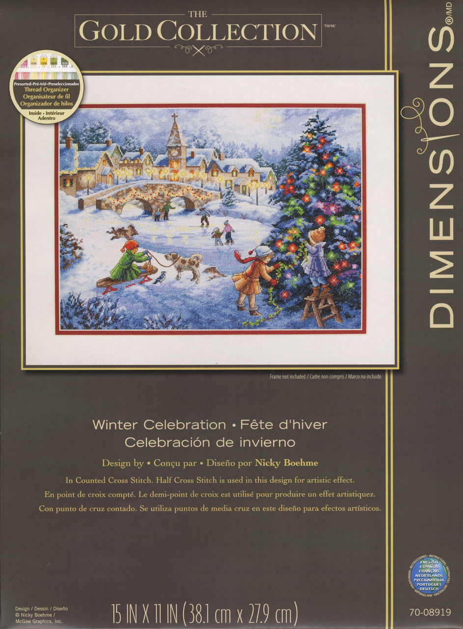 Gold Collection - Winter Celebration