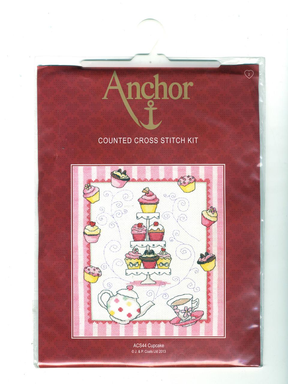 Anchor - Cupcake