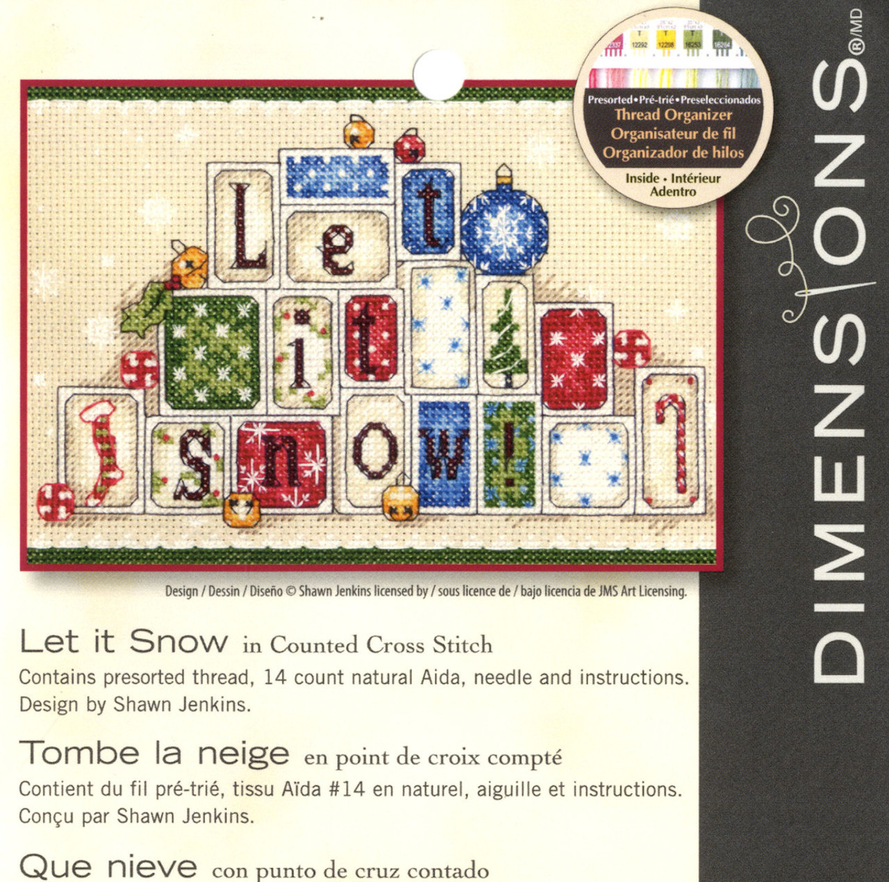 Dimensions - Let it Snow