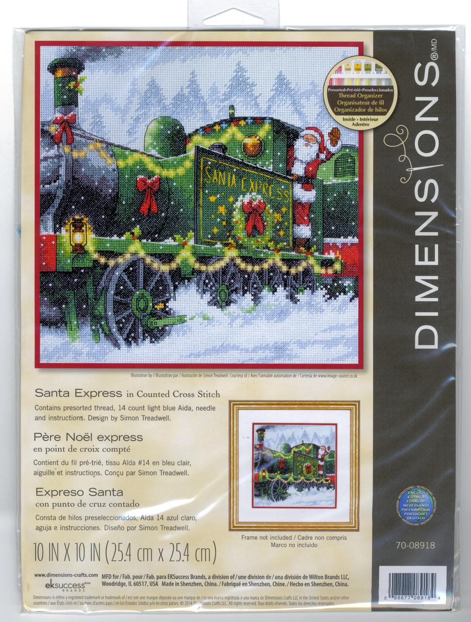 Dimensions - Santa Express