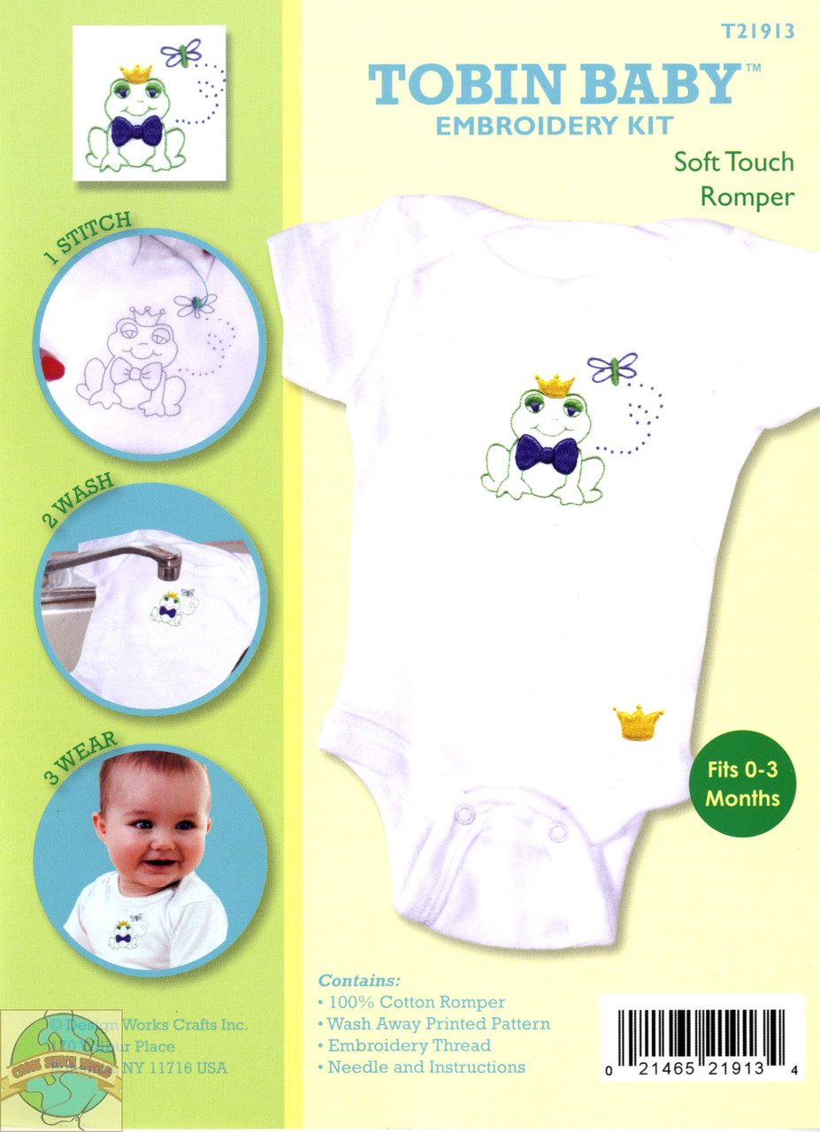 Design Works - Frog Romper