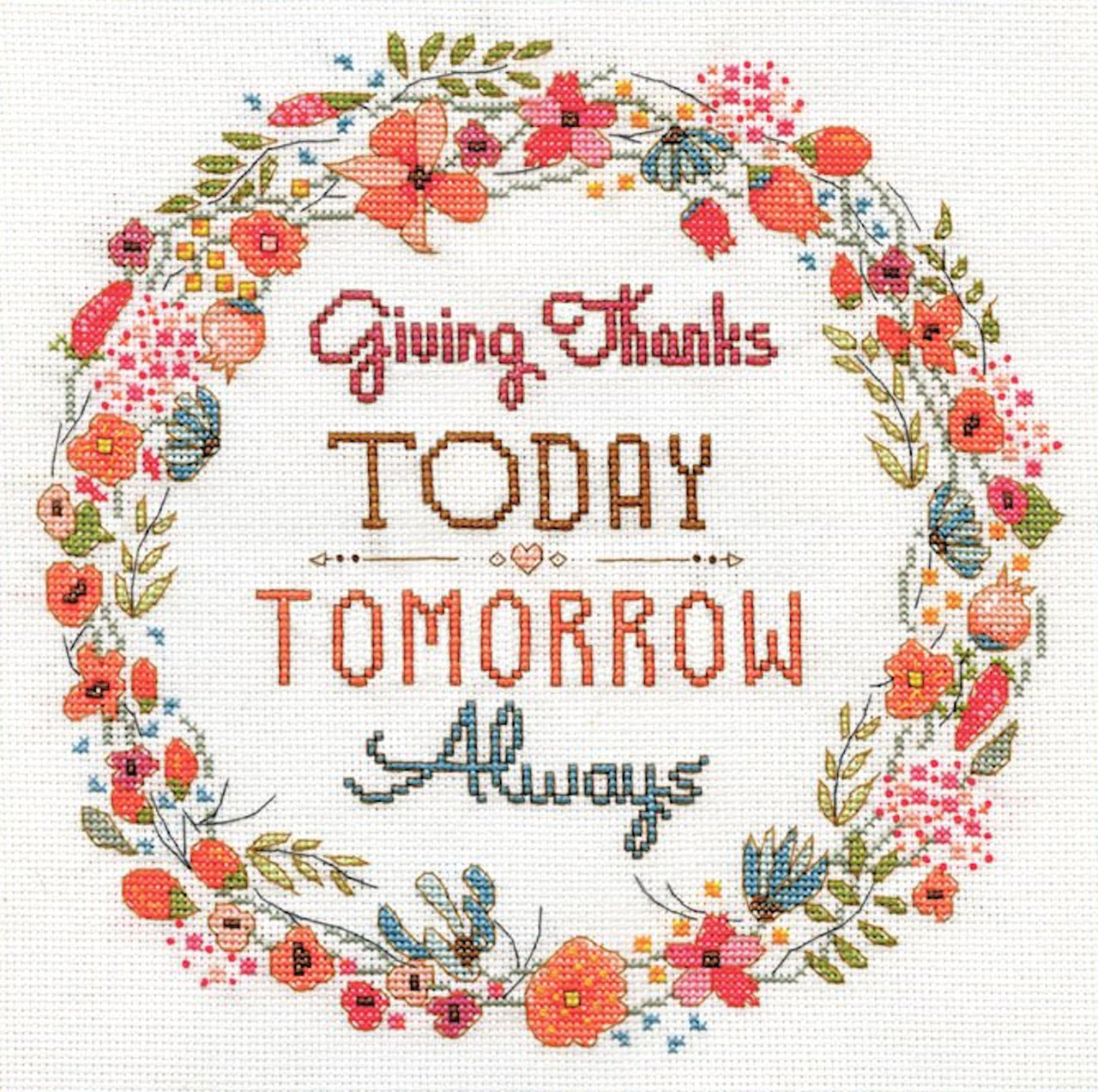 Design Works - Giving Thanks
