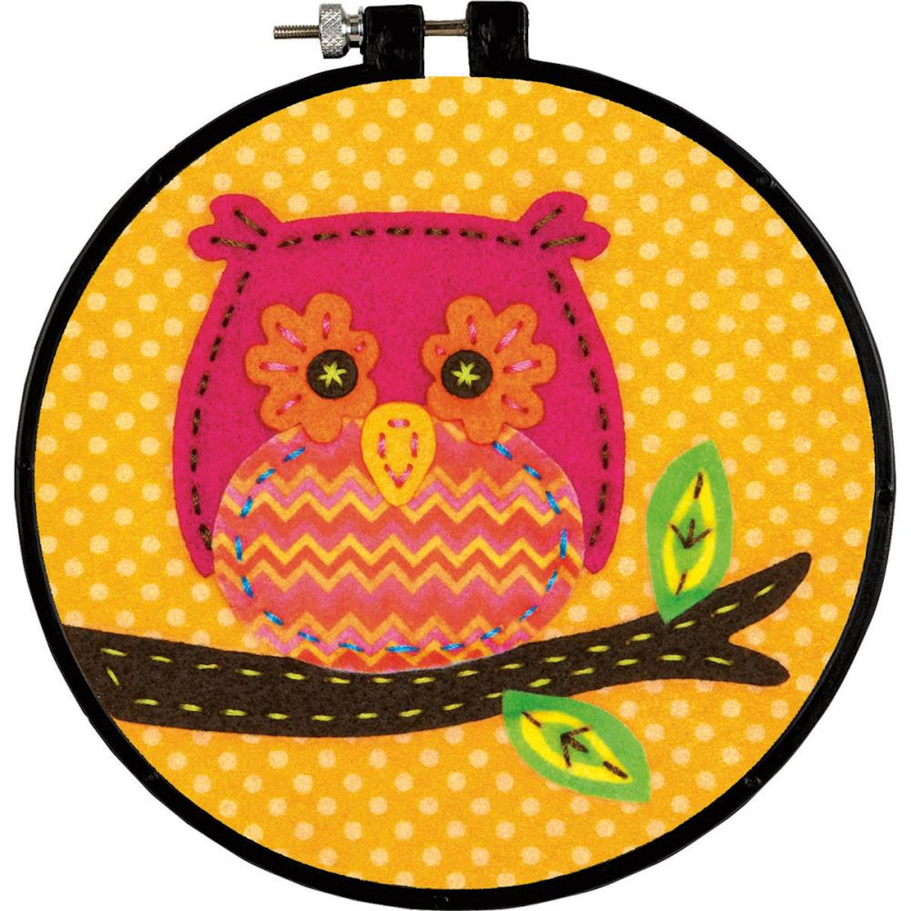 Dimensions Learn a Craft - Little Owl
