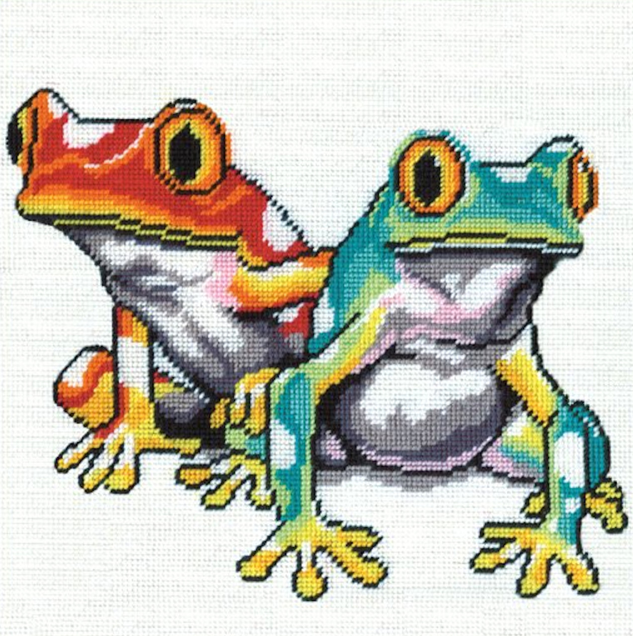 Design Works - Frogs