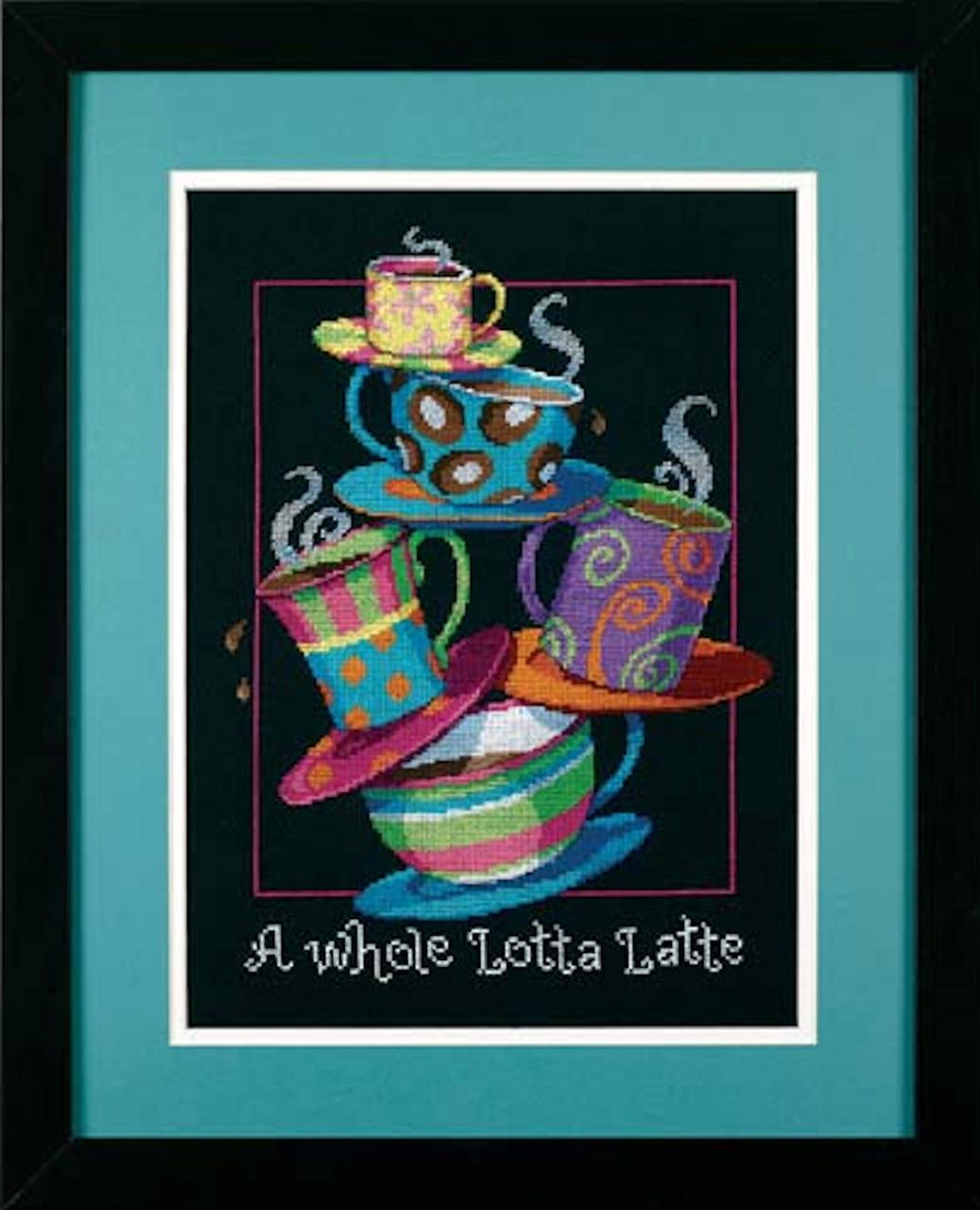 Dimensions - A Whole Lotta Latte