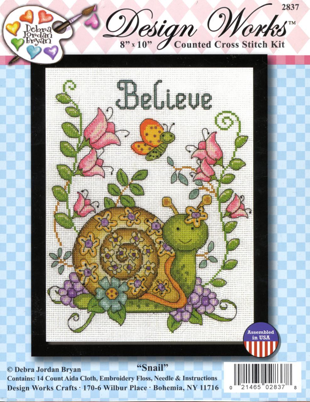 Design Works - Believe (Snail)