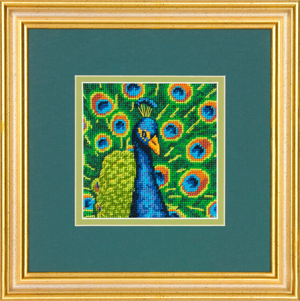 Dimensions Minis - Colorful Peacock