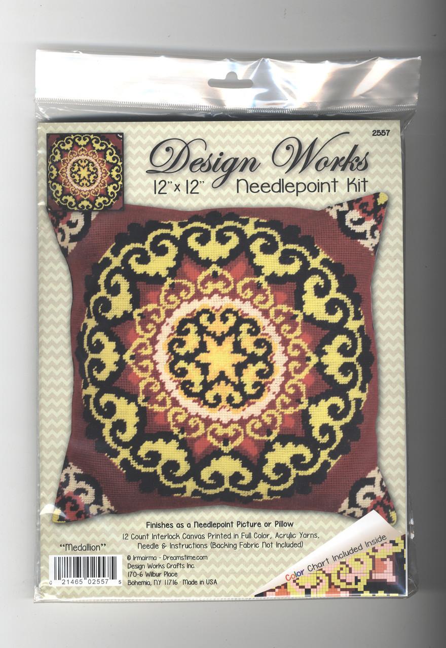 Design Works - Medallion