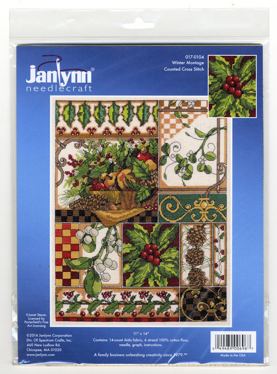 Janlynn - Winter Montage