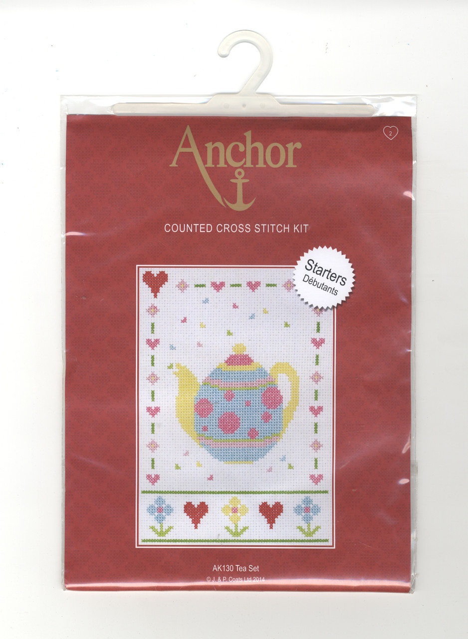 Anchor Starters - Tea Set