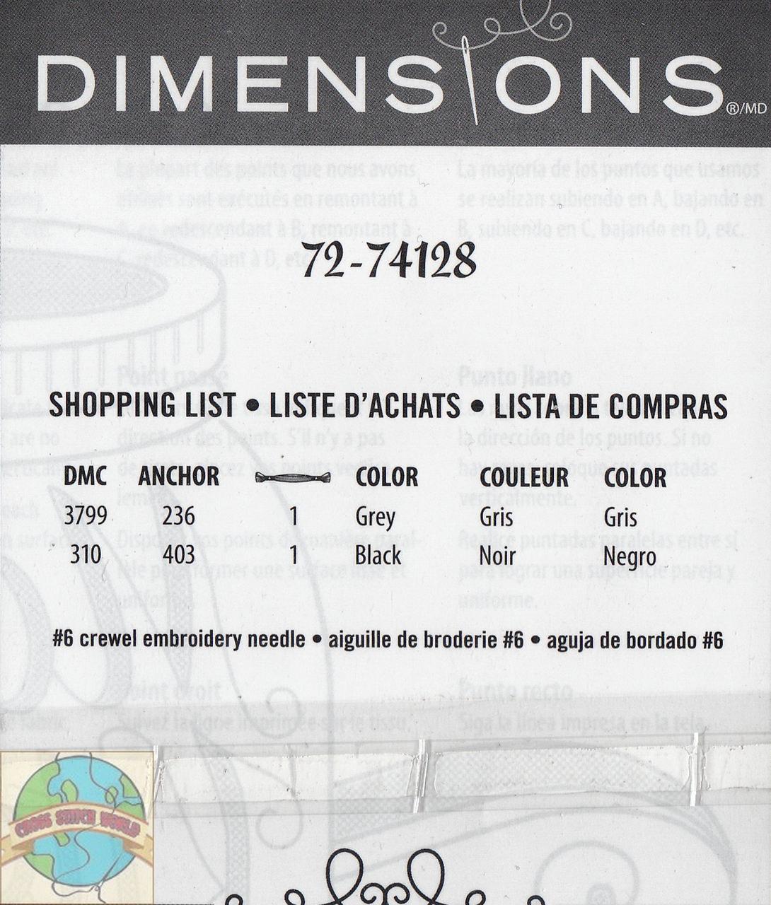 Dimensions - Mom's Kitchen Apron