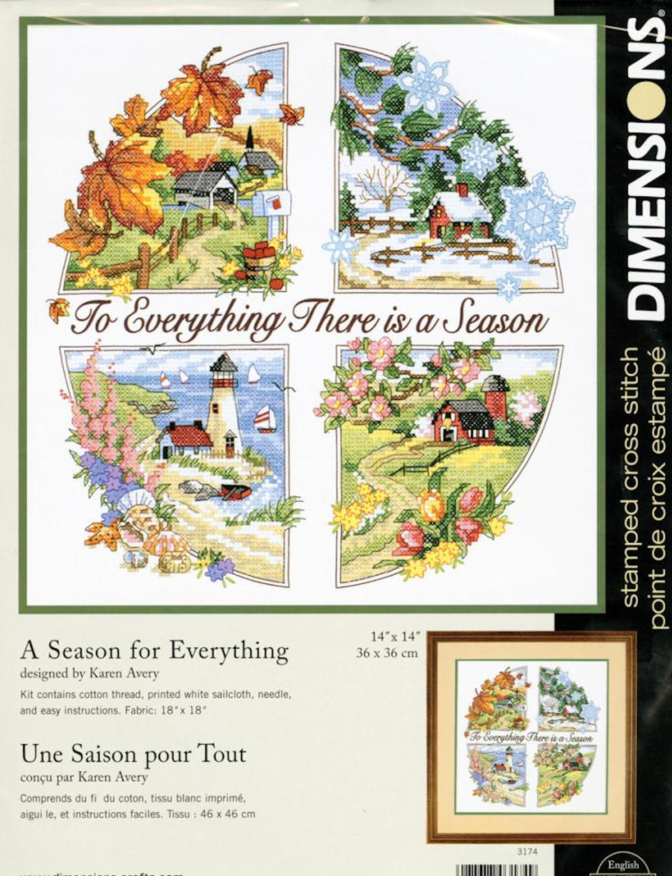 Dimensions - A Season For Everything