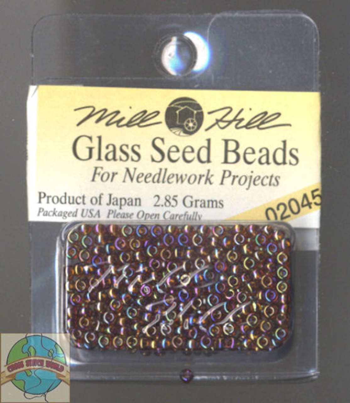 Mill Hill Glass Seed Beads 2.85g Santa Fe Sunset #02045