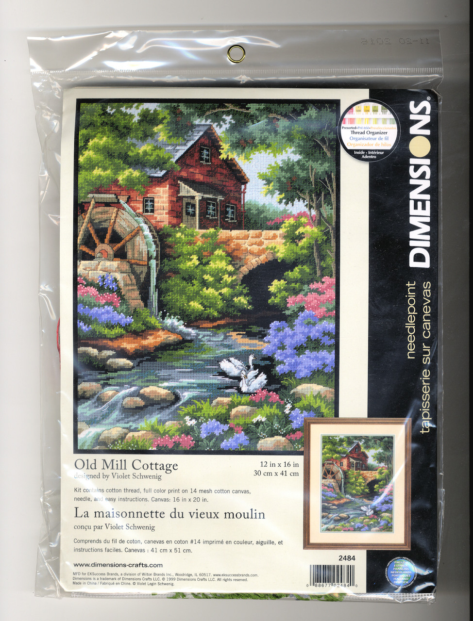 Dimensions - Old Mill Cottage