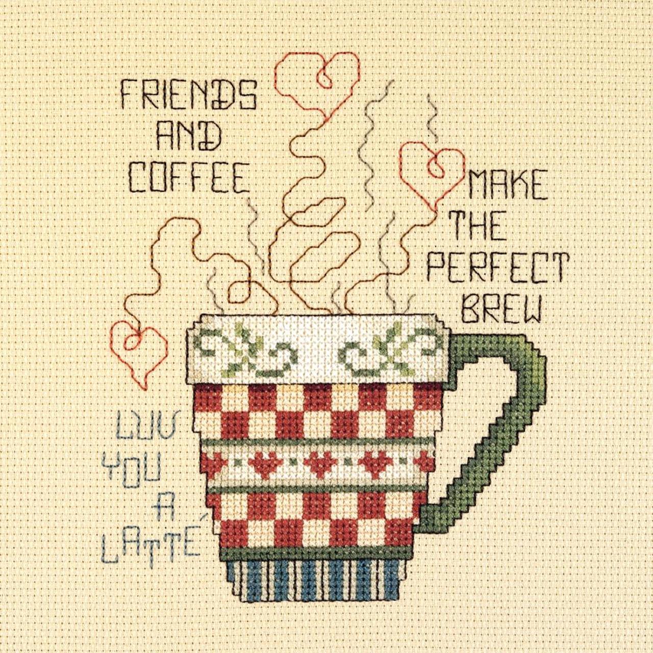 Janlynn - Friends and Coffee